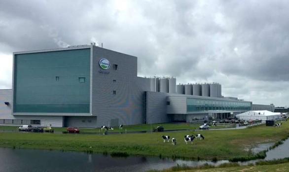 Zuivelfabrieken